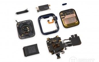 Apple Watch Series 6 teardown reveals easy to replace display and battery