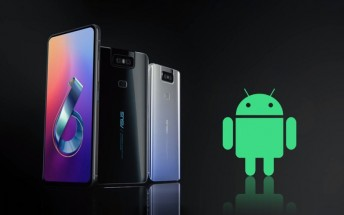 Android 11 beta now available for the Asus Zenfone 6