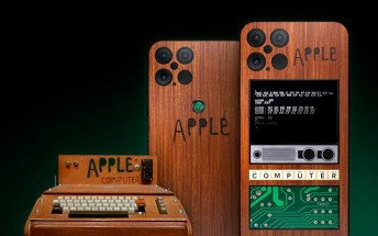 Caviar pays tribute to the Apple I with a custom iPhone 12