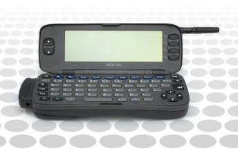 Flashback: Nokia 9000 Communicator could receive fax and browse the web