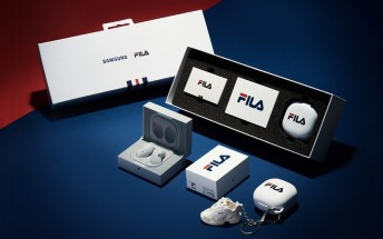 Samsung unveils Fila-branded Galaxy Buds Live, new BTS collab may be in the works