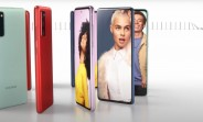 Samsung Galaxy S20 FE promo videos star BTS and Millie Bobby Brown