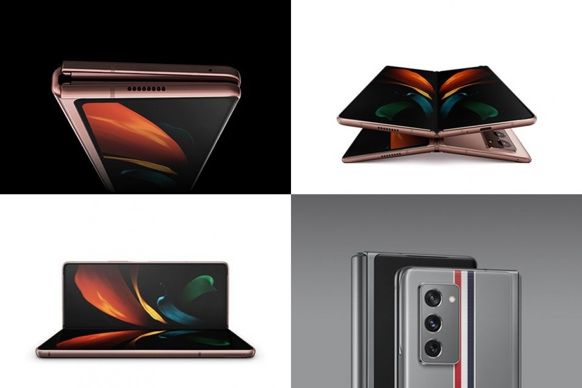 Samsung Galaxy Z Fold2 pre-orders hit 60,000 in South Korea