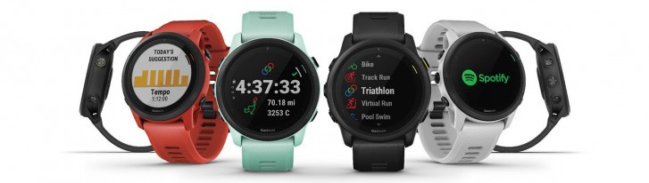 Garmin Forerunner 745 offers tracking for elite athletes