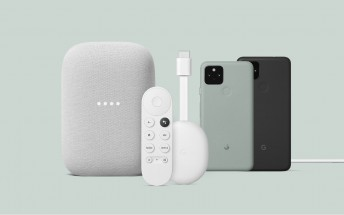 Here are Google's promo videos for the new Pixels, Nest Audio, and Google TV