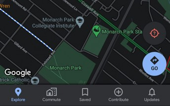 Dark mode for Google Maps begins rolling out for some Android users