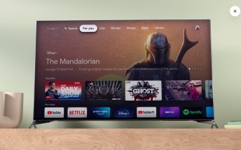 Google TV is the Android TV skin for the new Google Chromecast