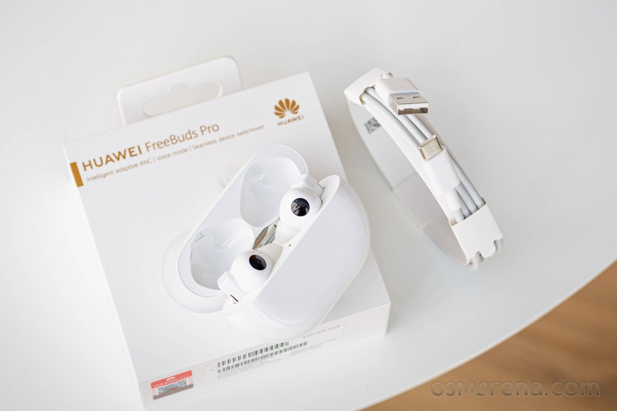 Huawei Freebuds Pro earphones review