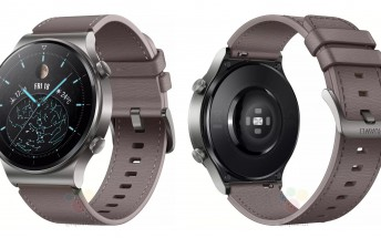 Huawei Watch GT2 Pro specs and renders surface