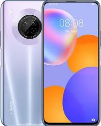 Huawei Y9a en couleur Space Silver
