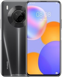 Huawei Y9a in Midnight Black color