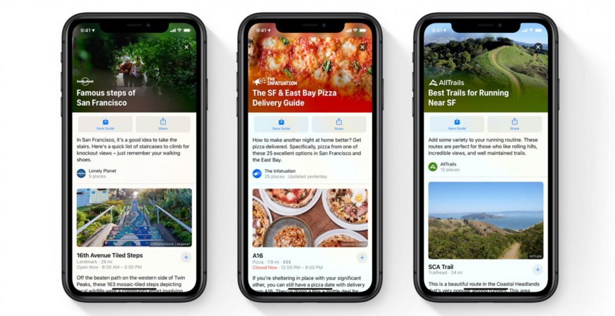 Apple lance iOS 14, iPadOS 14, tvOS 14 et watchOS 7