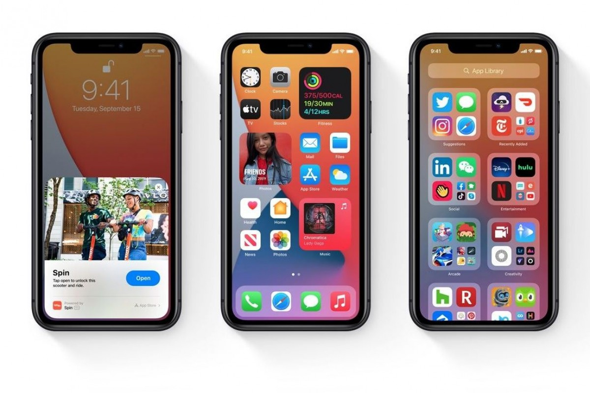 Apple will release iOS 14, iPadOS 14, watchOS 7 and tvOS 14 on Sept 16