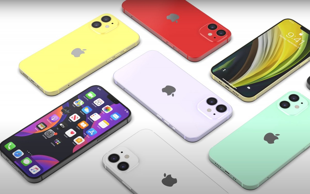 Apple iPhone 12 prices to start from $649, four models incoming