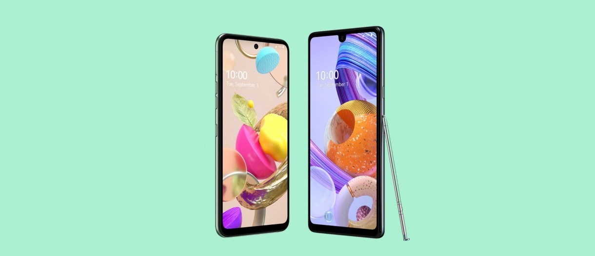 LG K42 and K71 unveiled with Helio chipsets - GSMArena.com news