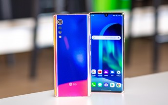 T-Mobile's LG Velvet is powered by the brand new MediaTek Dimensity 1000C chipset