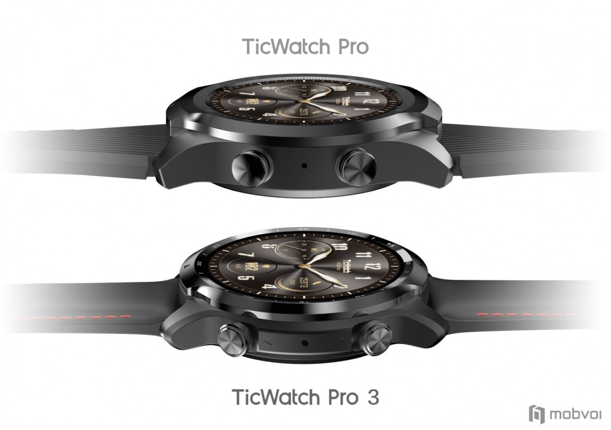 Mobvoi announces TicWatch Pro 3 GPS with three-day battery life and Snapdragon Wear 4100 Platform