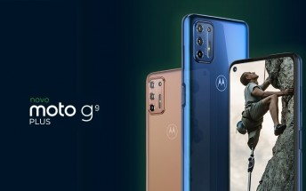 Moto G9 Plus announced: Snapdragon 730G SoC, 6.8