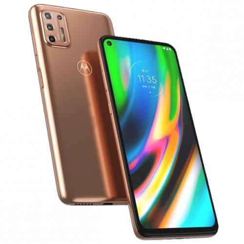 Moto G9 Plus announced: Snapdragon 730G SoC, 6.8-inch FullHD + display and 5,000 mAh battery