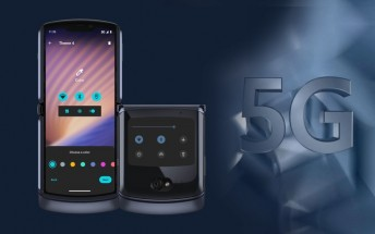 Moto Razr 5G can survive 100 flips a day for 5 years, its tech is covered by 100+ patents