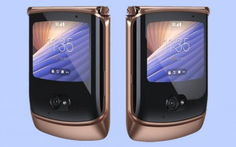 Motorola Razr 5G is also coming to T-Mobile