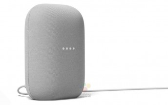 Renders of new Nest Home speaker leak ahead of launch event