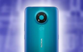 Nokia 5.4 pops up on FCC, design partially revealed