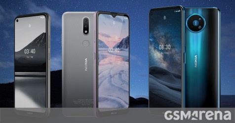 Nokia 2.4 and 3.4 debut as Nokia 8.3 5G goes global - GSMArena.com news - GSMArena.com