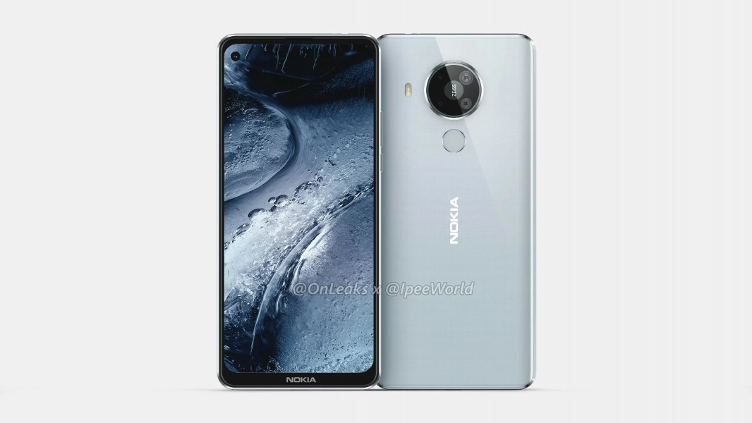 Nokia 7.3 leaked renders give us our best look at it yet