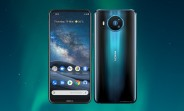 Nokia 8.3 5G up for pre-order in Belgium