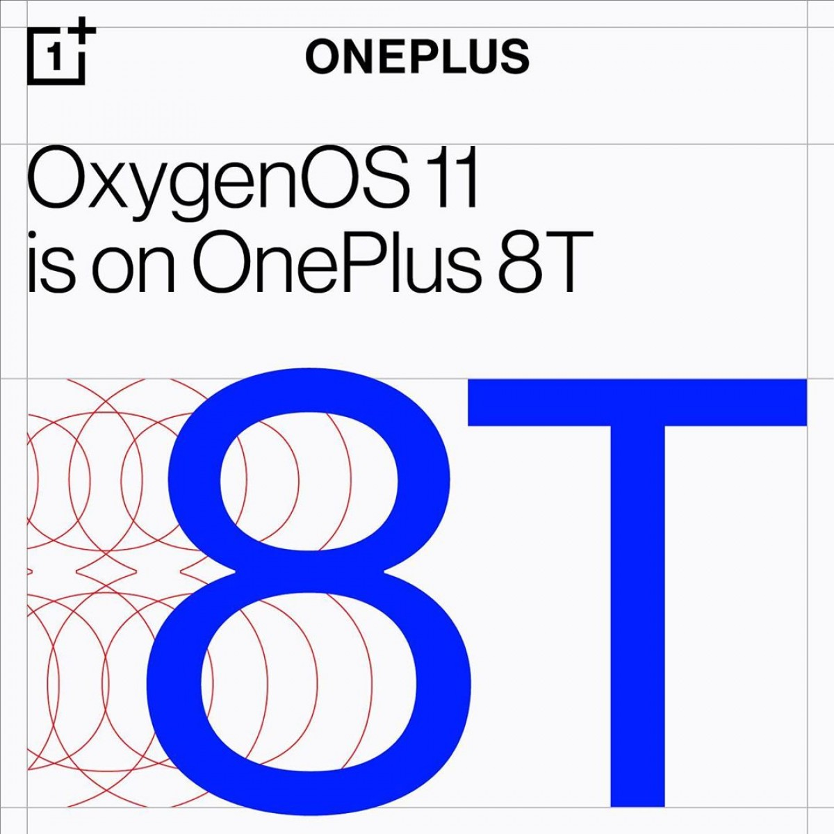 OnePlus 8T will come with OxygenOS 11 pre-loaded