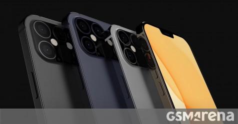 Apple's first batch of iPhone 12s to arrive at distributors on October 5 - GSMArena.com news - GSMArena.com