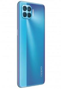 Oppo F17 Pro in Magic Blue