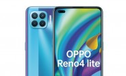 Oppo Reno4 Lite available for purchase through Ukrainian retailer's website
