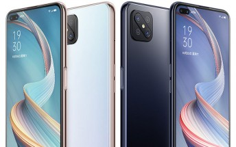 Oppo Reno4 Z 5G goes official as rebranded A92s