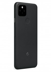Pixel 5 in Just Black