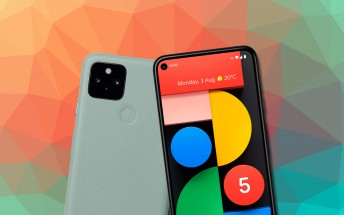 Latest Google Pixel 5 leak shows new Mint Green color