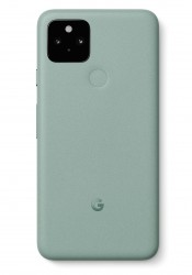 Google Pixel 5 in Mint Green