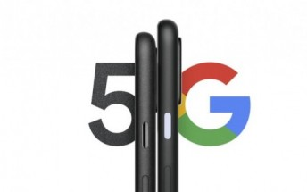 Google Pixel 5 and Pixel 4a 5G get listed in Europe