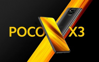 Indian version of Poco X3 surfaces with 8GB of RAM, launch expected on September 22
