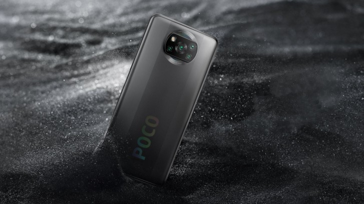 Poco X3 NFC with the latest Qualcomm Snapdragon 732G processor launched globally