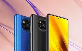 Poco X3 NFC  to arrive with 33W fast charging, renders surface