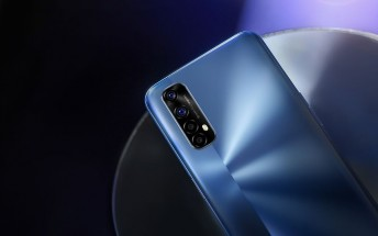 Realme 7 gets its first software update with 64MP Pro Mode and other camera optimizations