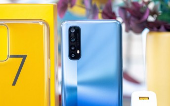 Realme 7 in for review