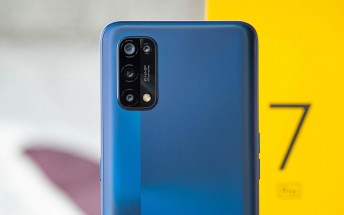 Realme 7 Pro in for review