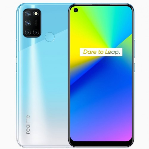 Realme 7i announced in Indonesia with Snapdragon 662 SoC, Realme 7 tags along