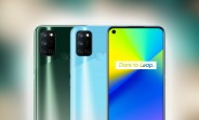 Renders of Realme 7i reveal the phone from all sides