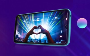 Redmi 9i images from the official landing page
