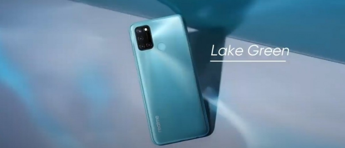 Realme C17 arrives with 90 Hz display and four cameras