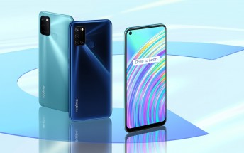 Realme C17 arrives with 90Hz display and four cameras